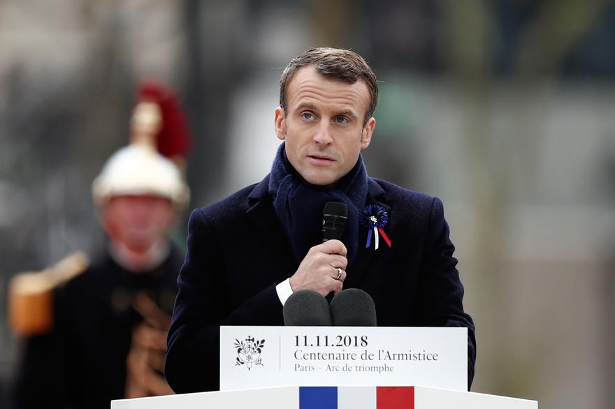Transcricao Do Discurso Do Presidente Da Republica Emmanuel Macron Durante As La France Au Bresil
